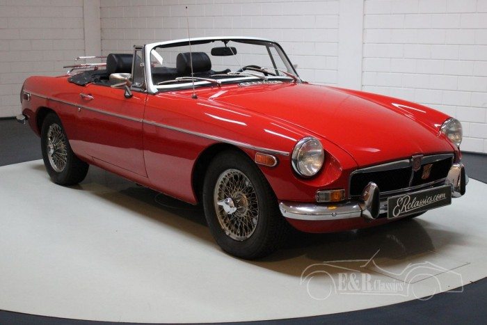 MG MGB 1972 for sale