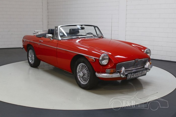MG MGB Cabriolet for sale