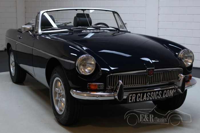 MG B Cabriolet 1975  for sale