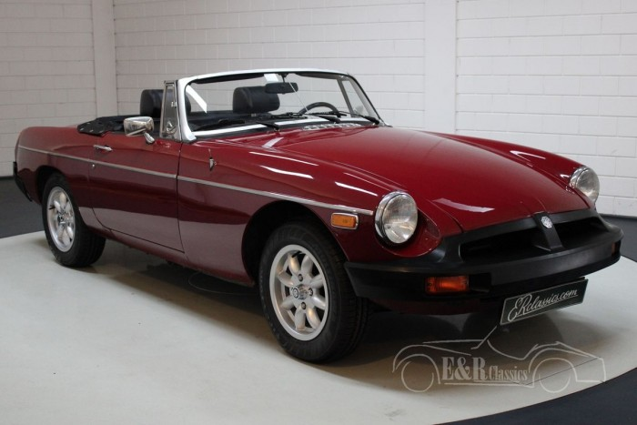 MG MGB 1976  for sale