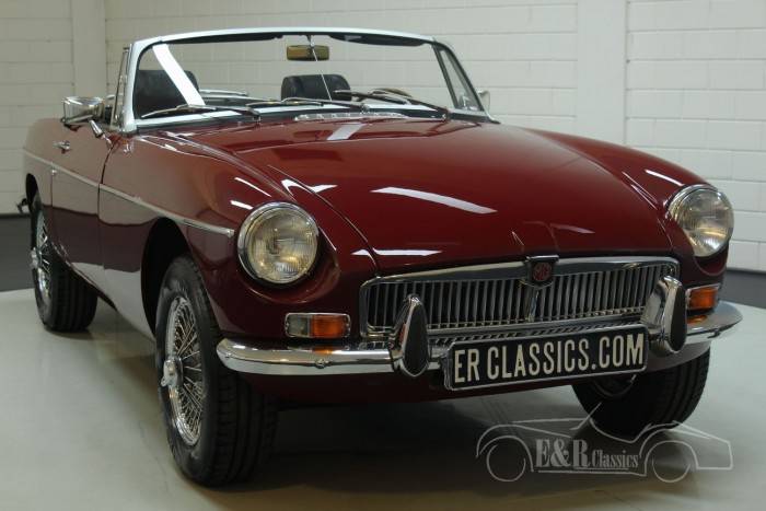 MG B cabriolet 1977  for sale