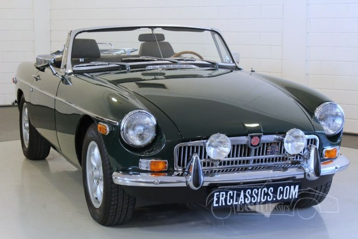 MGB Cabriolet 1973  for sale