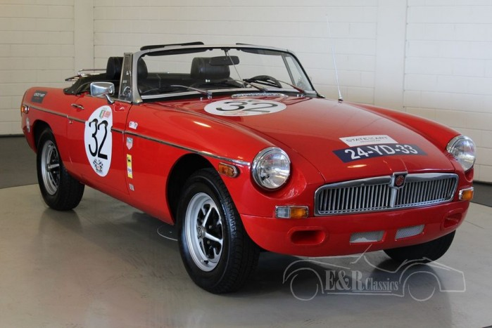 MGB roadster 1976  for sale