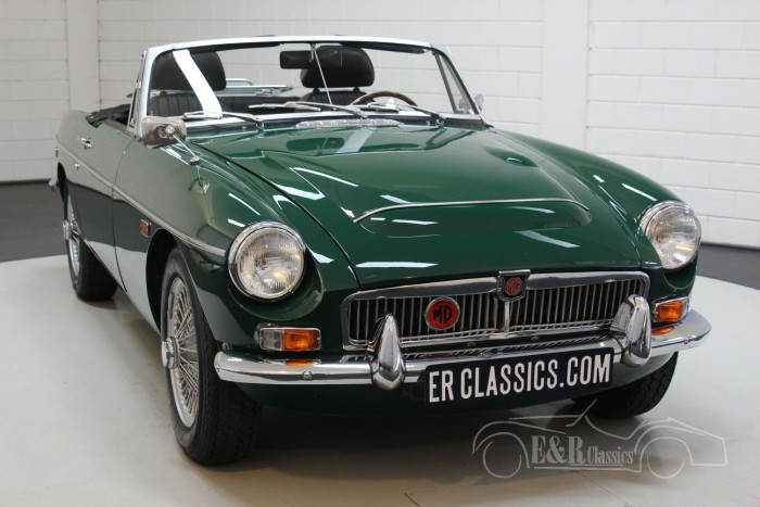 MG C Cabriolet 1968 for sale