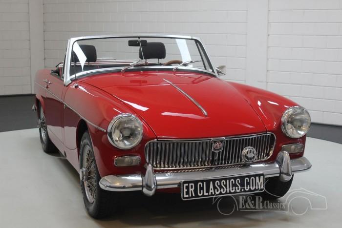 MG Midget MK2 Cabriolet 1965 for sale