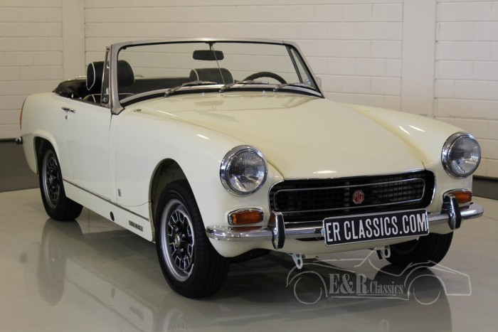 MG Midget Cabriolet 1970  for sale