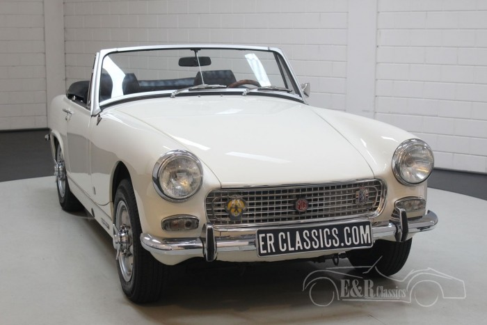 MG Midget MK3 1971 for sale