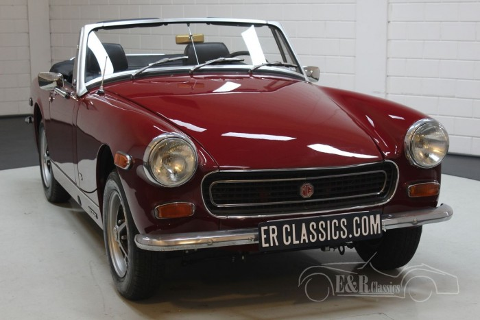 MG Midget MKIII Roadster 1974  for sale