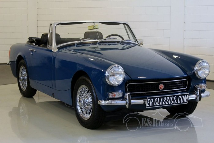 MG Midget Cabriolet 1972 for sale
