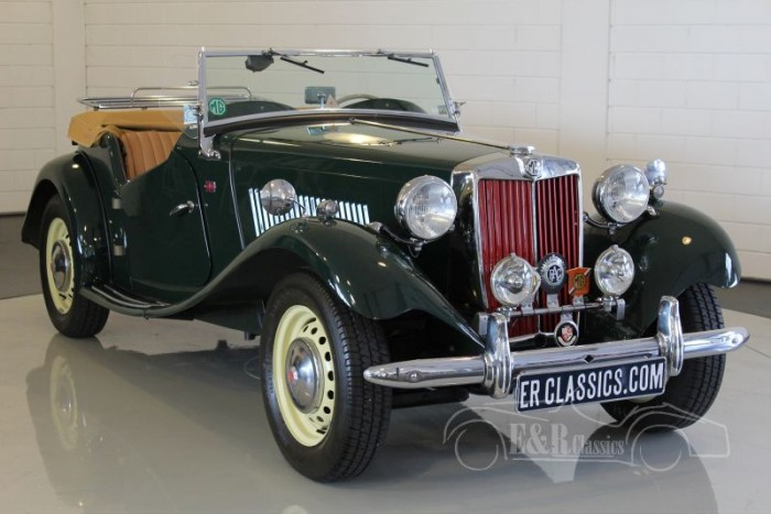 MG TD Roadster 1953 for sale