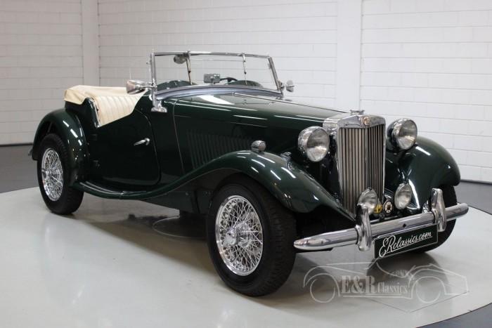 MG TD 1952 na sprzedaż