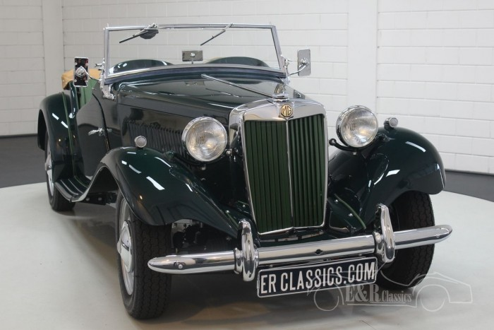 MG TD 1952  for sale
