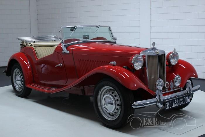 MG TD 1953 למכירה