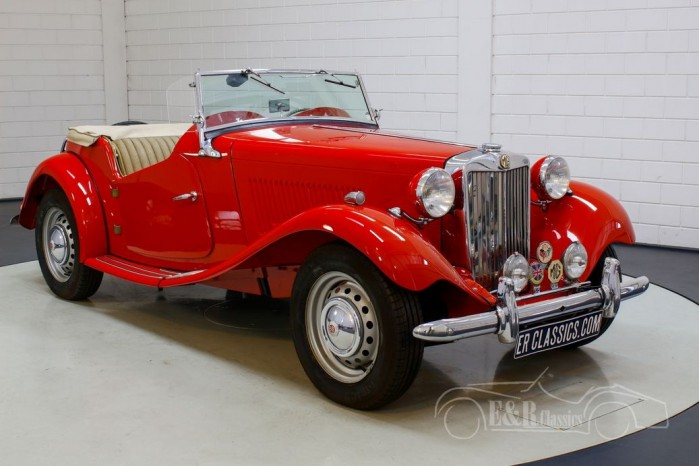 MG TD for sale