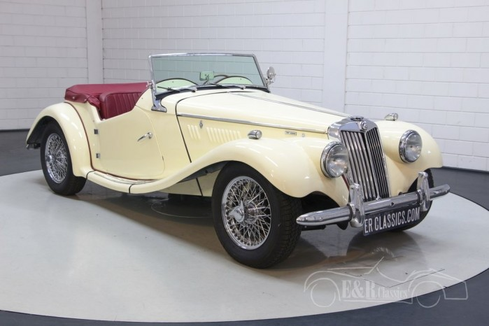 MG TF 1500 for sale