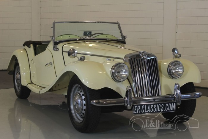 MG TF 1500 1955 cabriolet  for sale