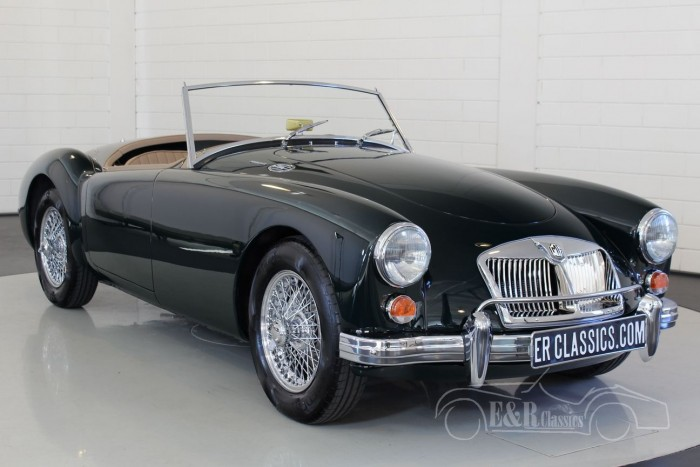 MGA MKII cabriolet 1962  for sale