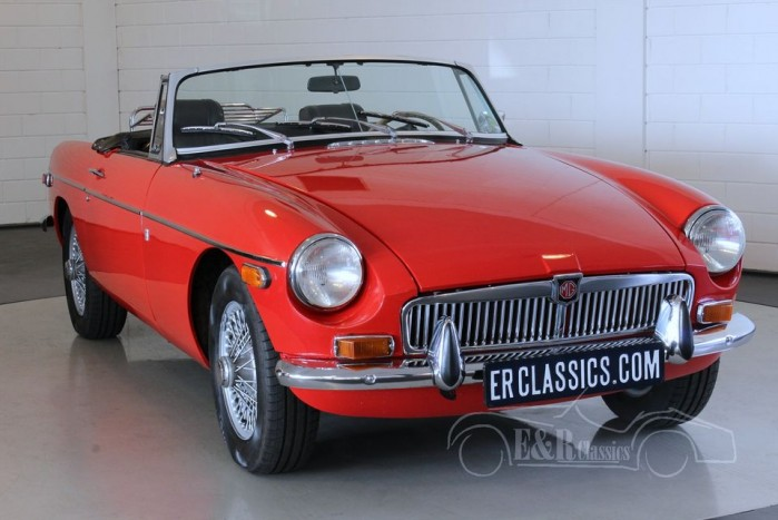 MG MGB Cabriolet 1970 for sale