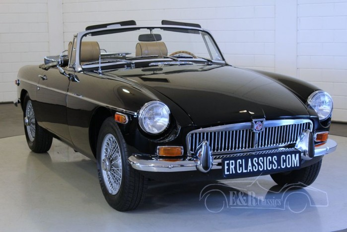 MGB cabriolet 1974 for sale