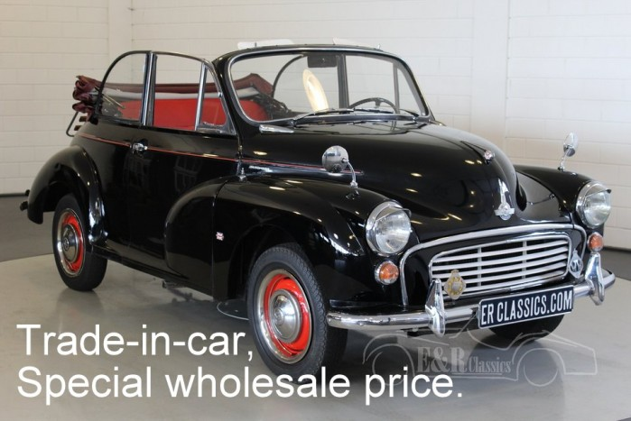 Morris Minor 1000 cabriolet 1960 for sale