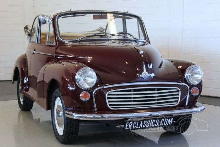 Morris Minor Tourer 1000 Cabriolet 1958 for sale