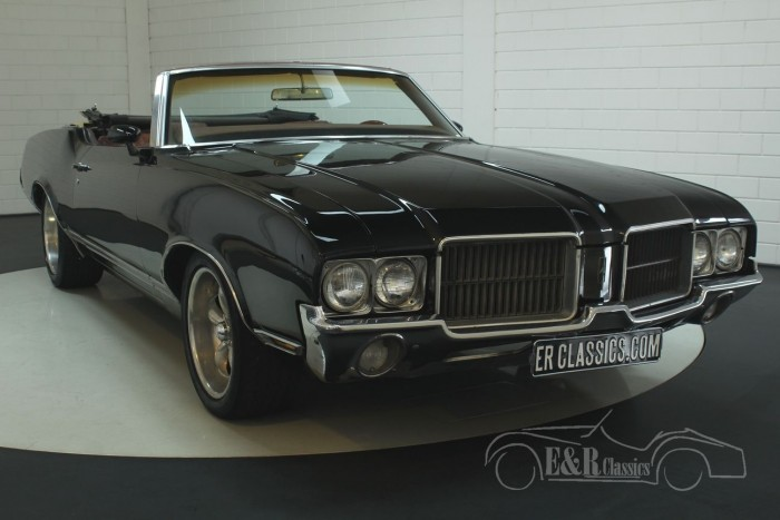 Oldsmobile Cutlass Supreme 1971  for sale