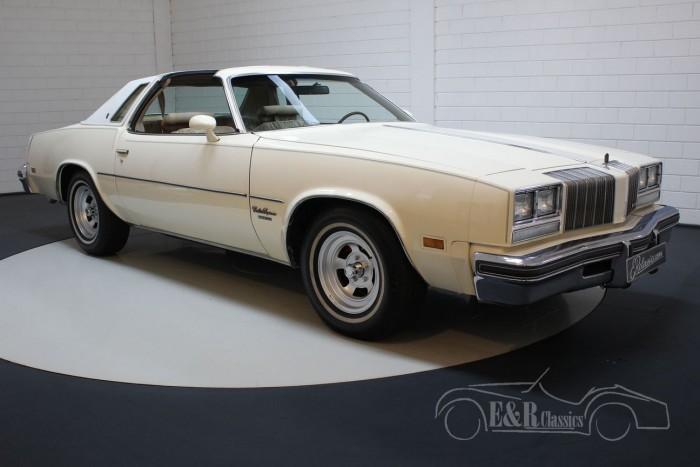Sprzedaż Oldsmobile Cutlass Supreme 1977