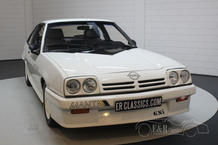 Opel Manta 2.0 GSi 1986 for sale