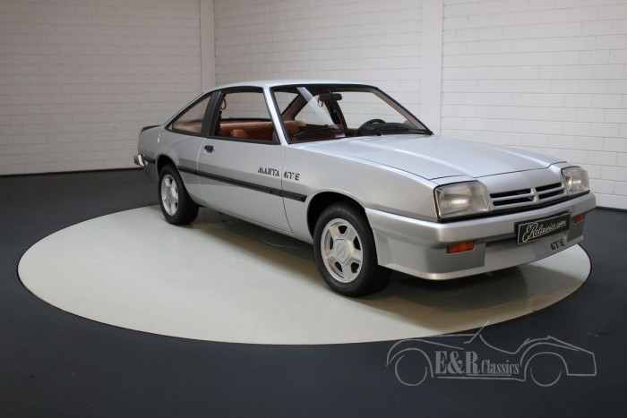 Opel Manta 1.8 GT 1984 for sale