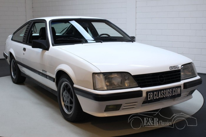 Opel Monza GSE 1986 for sale