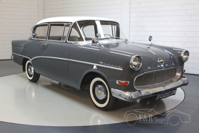 Opel Olympia Rekord P1 for sale