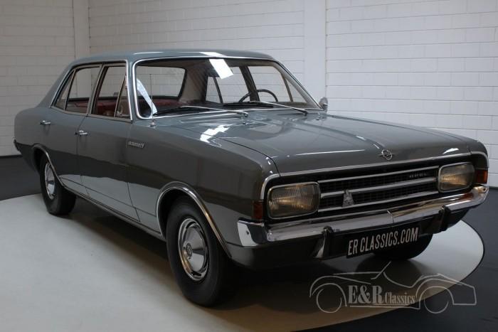 Opel Rekord C 1900 Sedan 1967 for sale