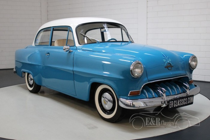 Opel Rekord for sale