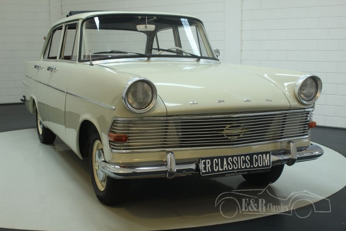 Opel Rekord Olympia P2 1700L 1961  for sale
