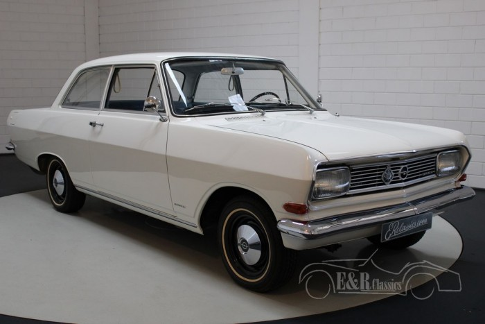 Opel Rekord 2-door sedan 1966  for sale