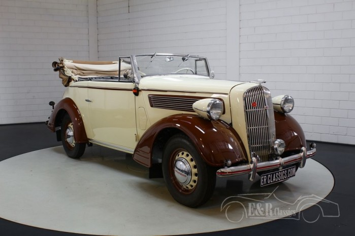 Opel Super Six Cabriolet for sale