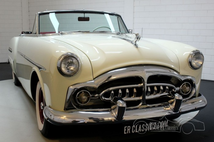 Packard Mayfair 250 Cabriolet 1952 for sale