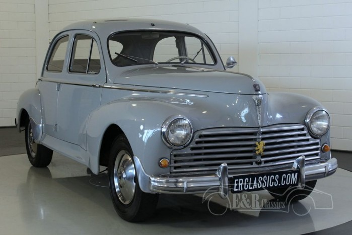 Peugeot 203 saloon 1950  for sale