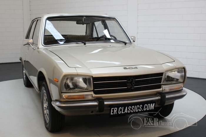 Peugeot 504 Sedan 1978 for sale