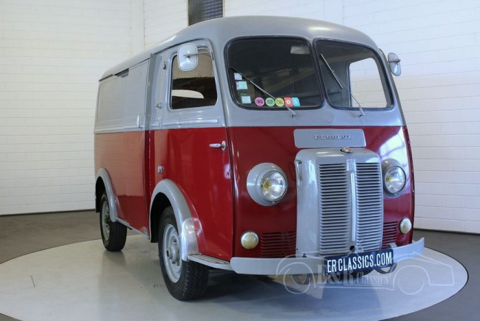 Peugeot D4b bus 1962  for sale