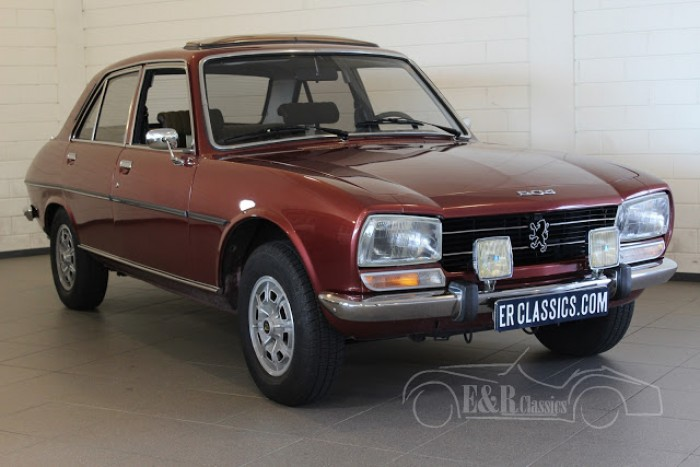 Peugeot Classic Cars | Peugeot oldtimers for sale at E & R Classic Cars!