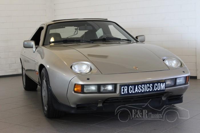 Porsche 928 S Coupe 1987 for sale