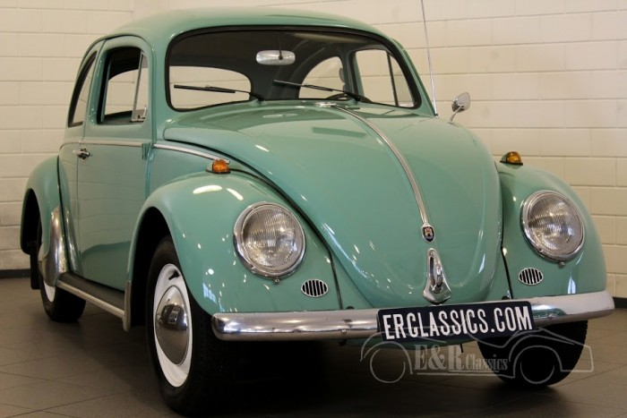 Volkswagen Beetle Coupe 1961 for sale