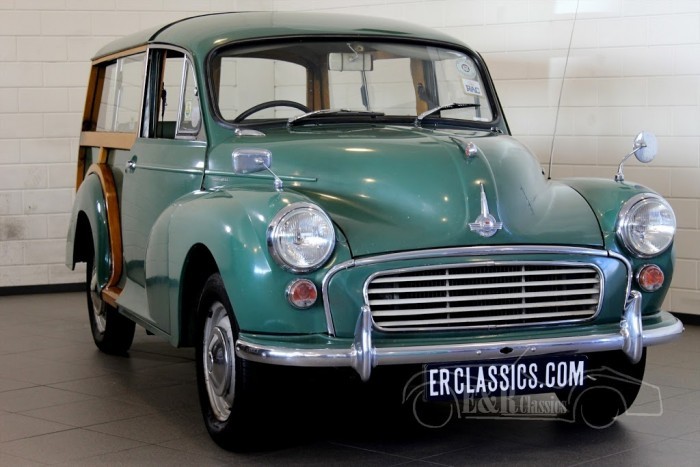 Morris Minor 1000 Traveller 1968 for sale