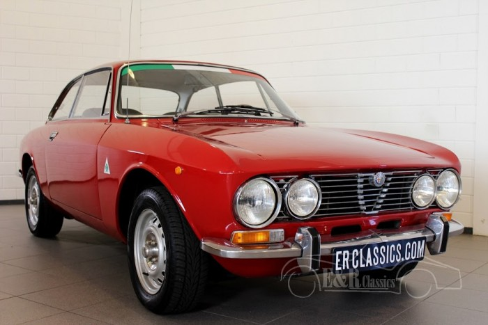 Alfa Romeo 2000 GT Coupe 1972 for sale