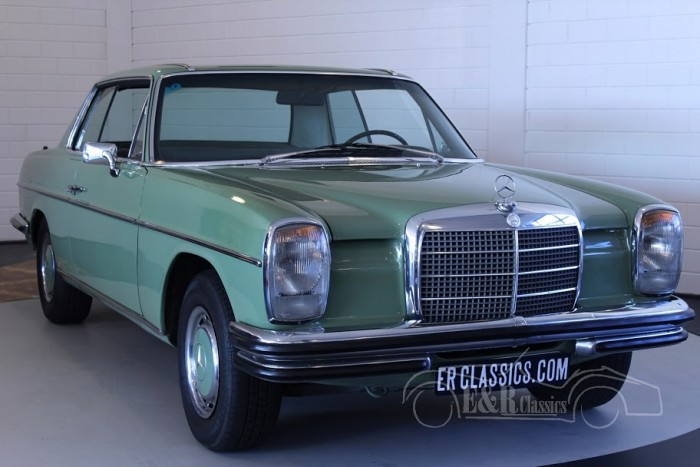 Mercedes Benz 280C Coupe 1972 for sale