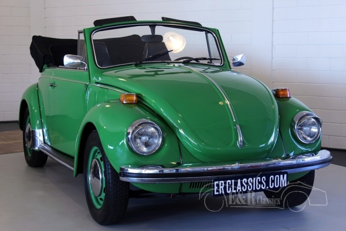 Volkswagen Beetle Cabriolet 1971 for sale