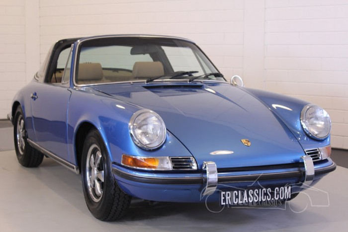 Porsche 911 T Targa 1970 for sale