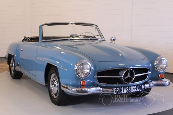 Mercedes Benz 190SL Cabriolet 1960 for sale