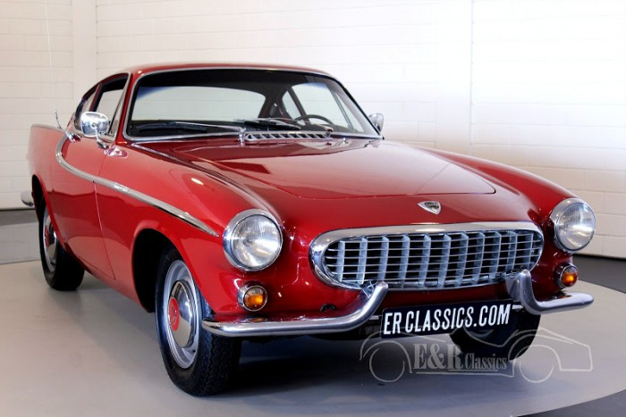 Volvo P1800 Coupe 1961 for sale